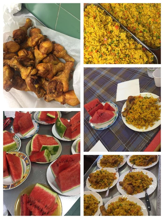 Crescere Insieme | Villa Mayor, cucina dal mondo per il pranzo di ...