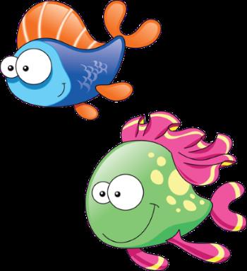 Crescere insieme mafalda sabato 30 cleo e felipe for Disegni di pesciolini