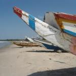pirogue Senegal